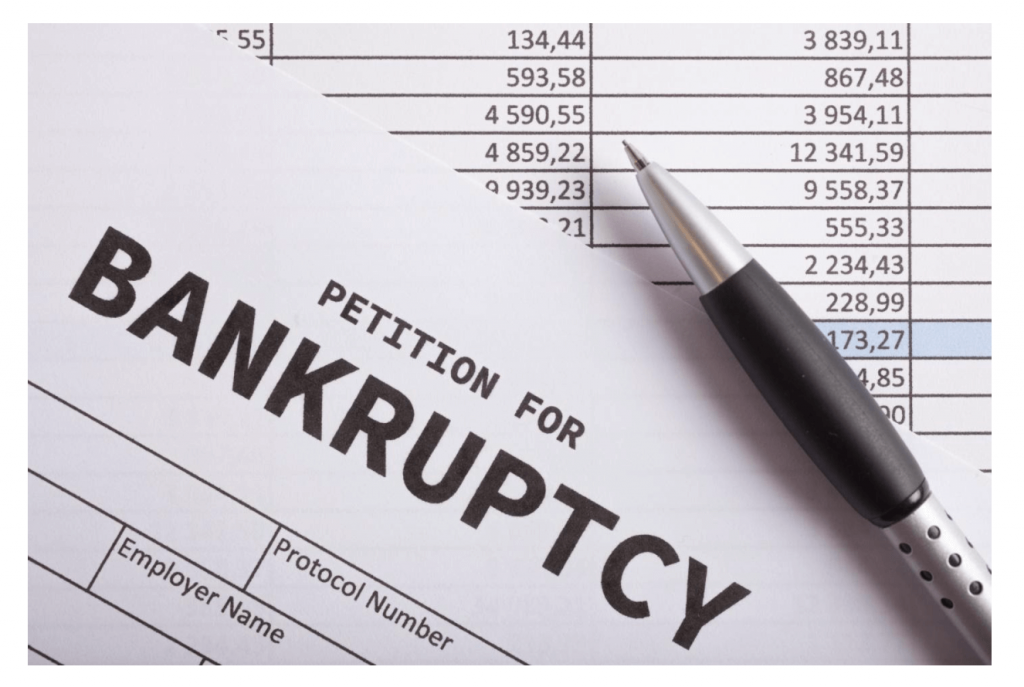It's Time: What Happens When You File for Bankruptcy?