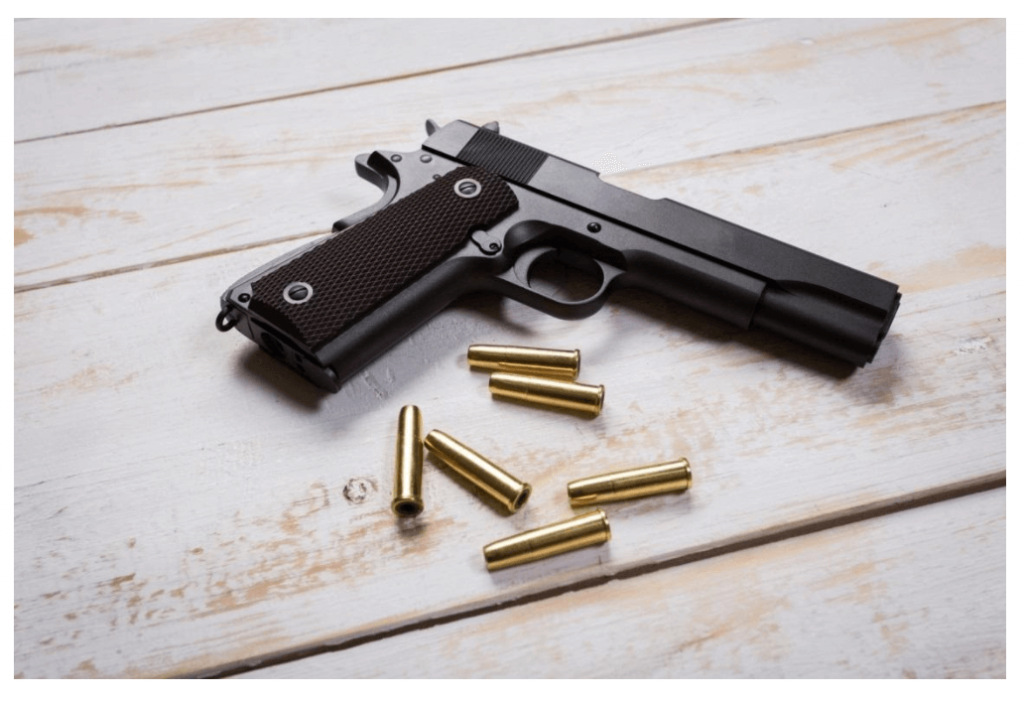 Raise Your Defenses: How to Build a Gun on Your Own