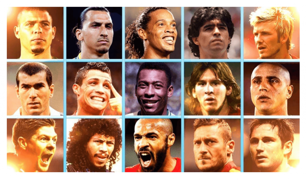 Legendary Football Players of All Times That You Love To Watch On TV