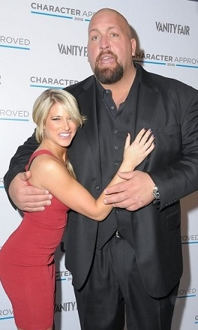 "The Net Worth of Bess Katramados – The Loving Wife of WWE Star ""The Big Show"""