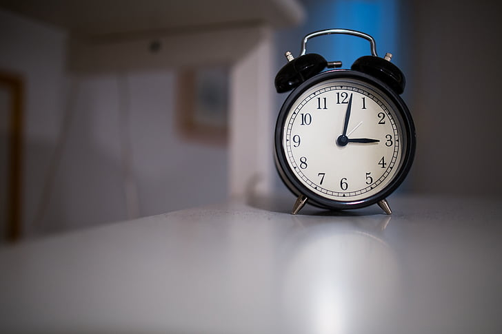 Biblical meaning of waking up at 3 am