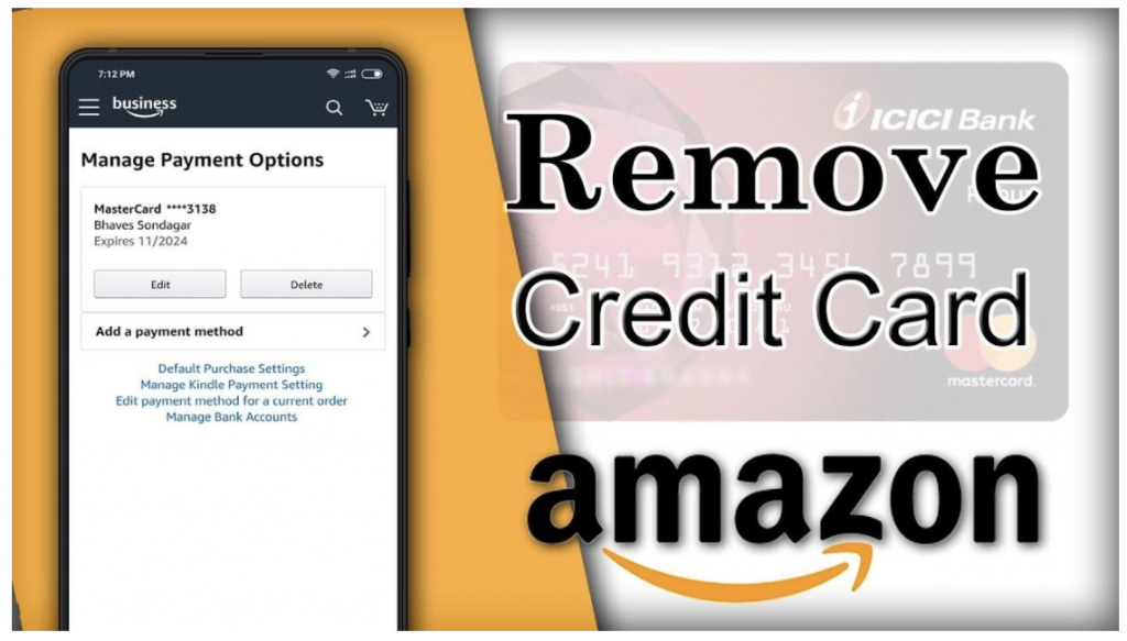 How to Remove a Card from Amazon: Follow These 5 Simple Steps