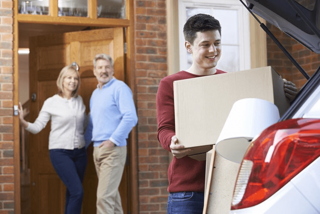 Moving Out of Your Parents House—The Ultimate Guide