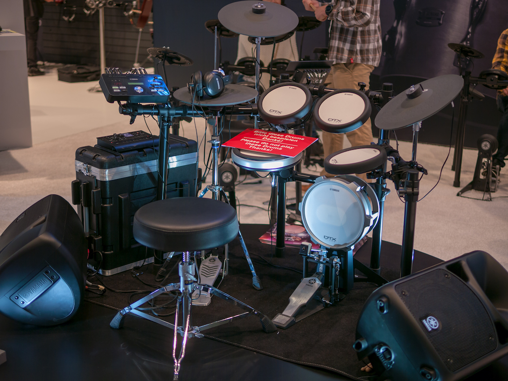 The Benefits Of Electronic Drum Kits