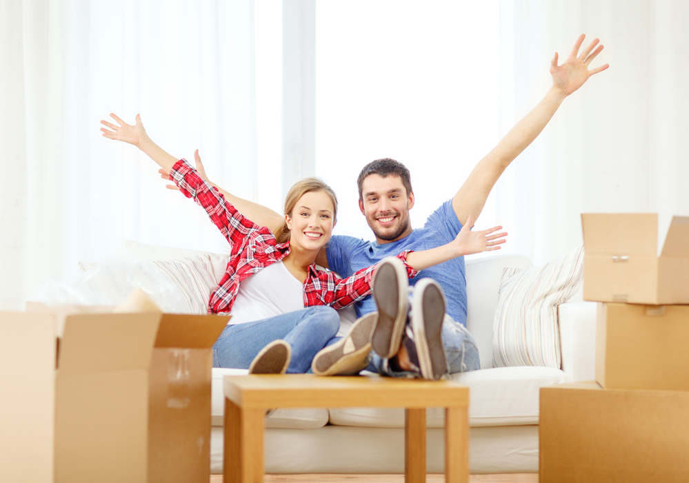 Tips For Buying Your First House With A Romantic Partner