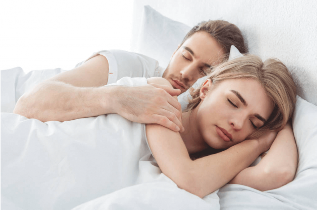 Simple Steps For Sleeping With Someone